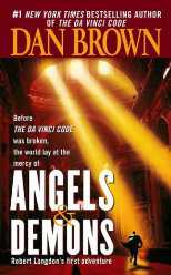 Angels and Demons' Cover